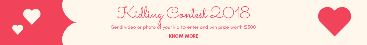 kidling contest for babies