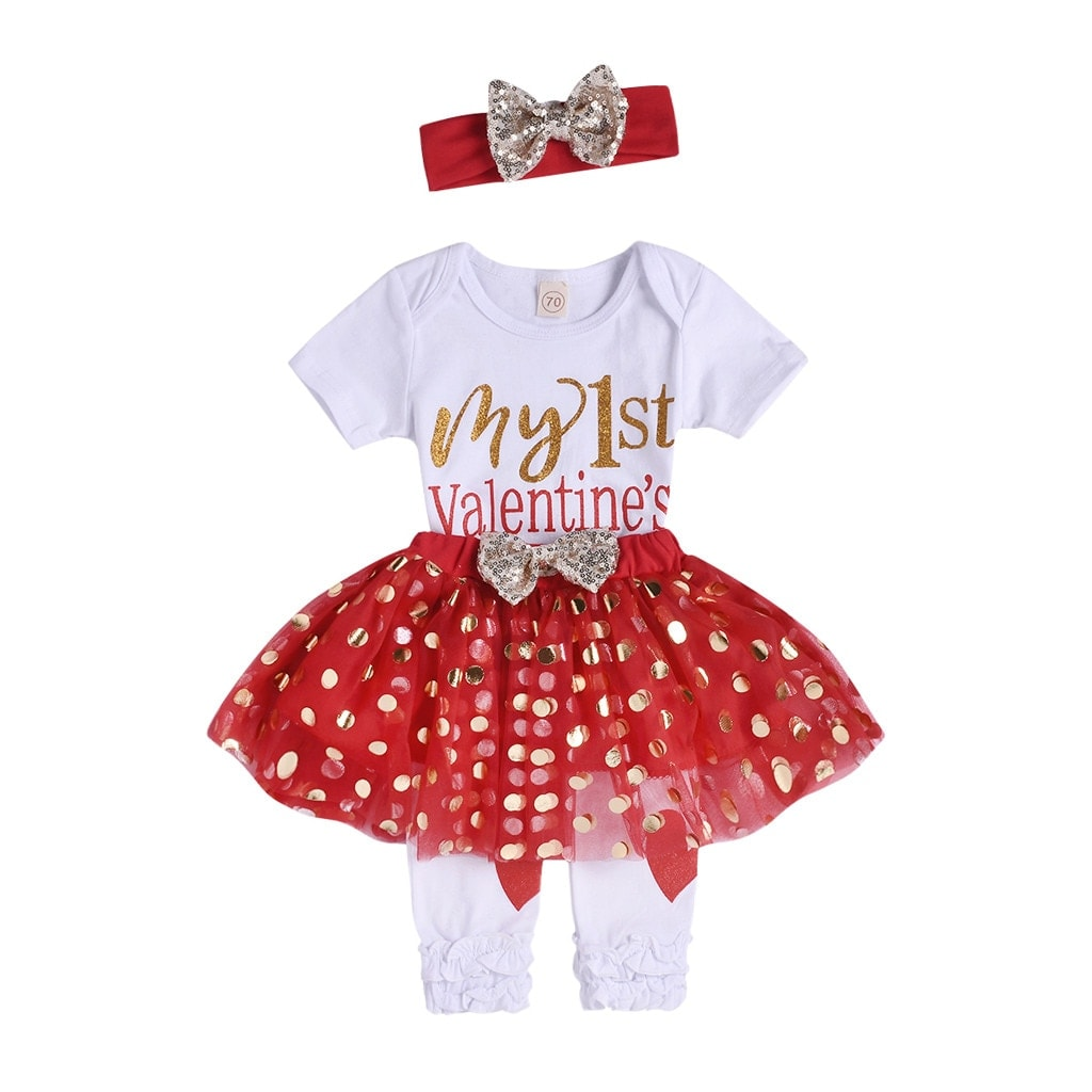 810a129f7 My First Valentine's Day Outfits Set 3M-24M - TheKidling.com