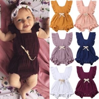 eccba5e3fe59 Cute baby rompers for New born s summer outfit - The Kidling