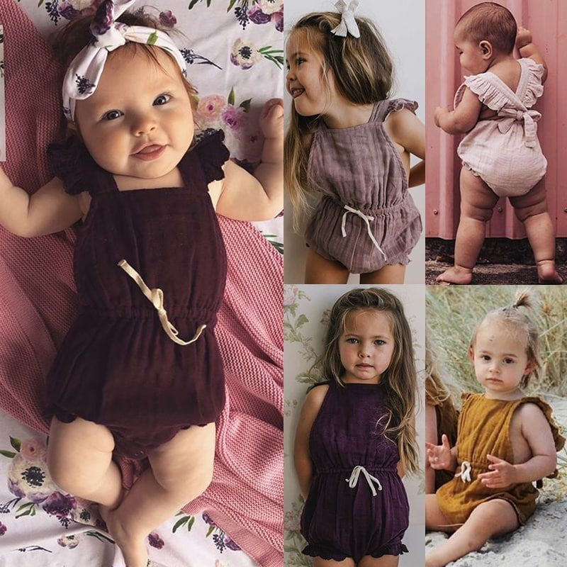 cute baby rompers for kids