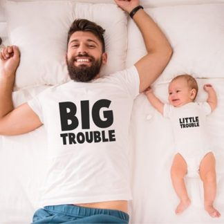 dad baby tees