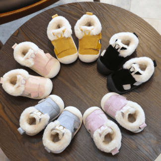 newborn shoe for winter