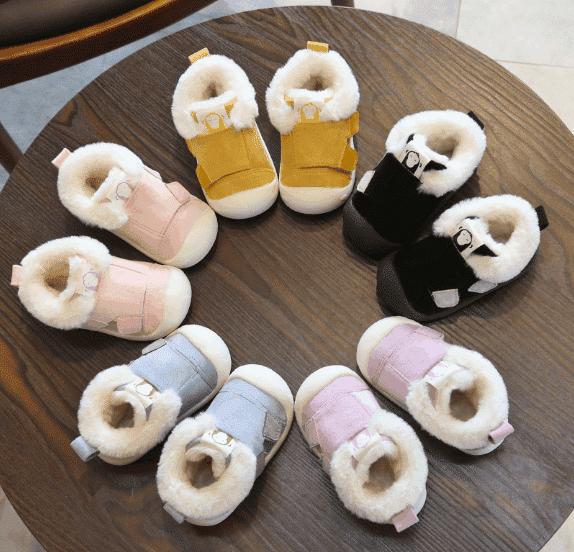 newborn shoe for winter