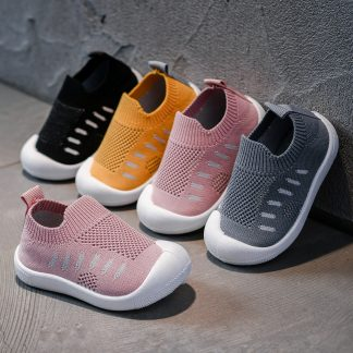 Best First walkers mesh shoes for